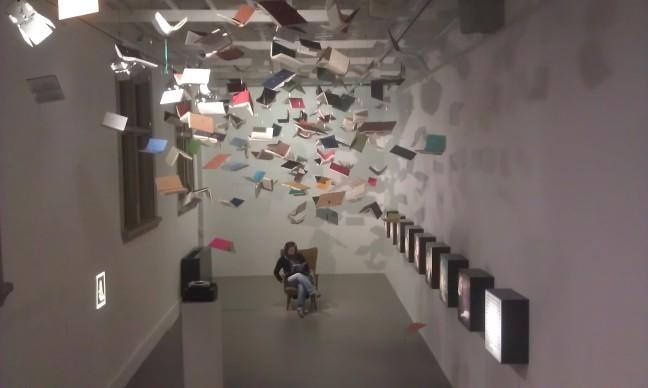 Bücherhimmel in Zürich