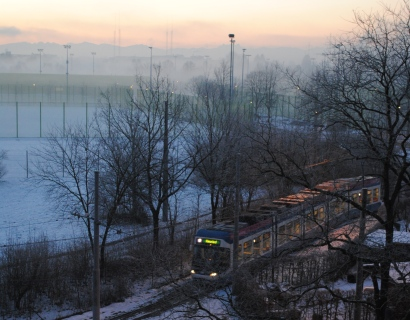 EDINGER Tram Zürich