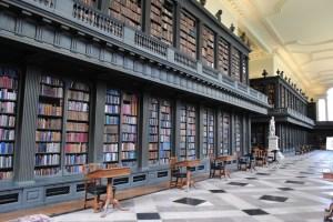 Codrington Library, All Souls College Oxford