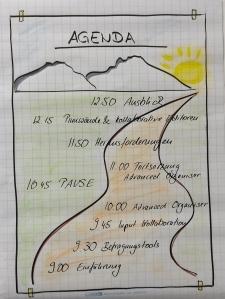 Berg-Agenda